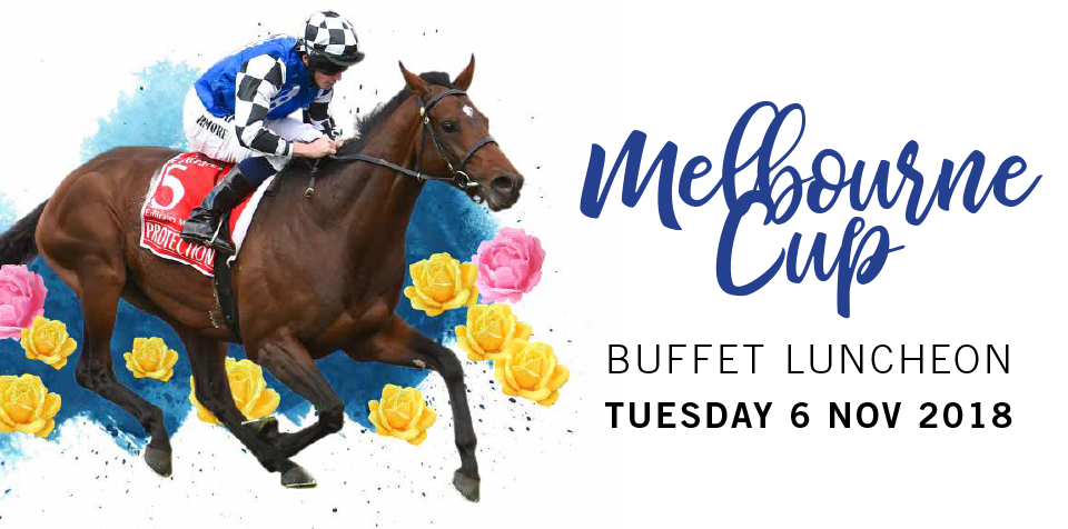 Melbourne Cup TUESDAY 6 NOVEMBER 2018