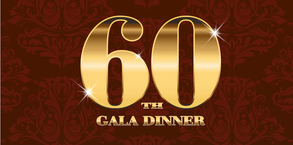 The Builders 60th Anniversary Gala Dinner