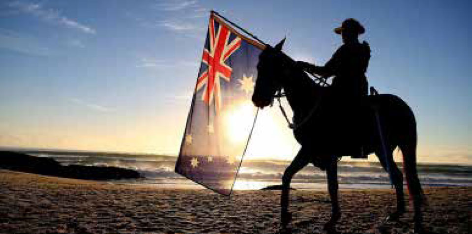 Anzac Day Wednesday 25 April
