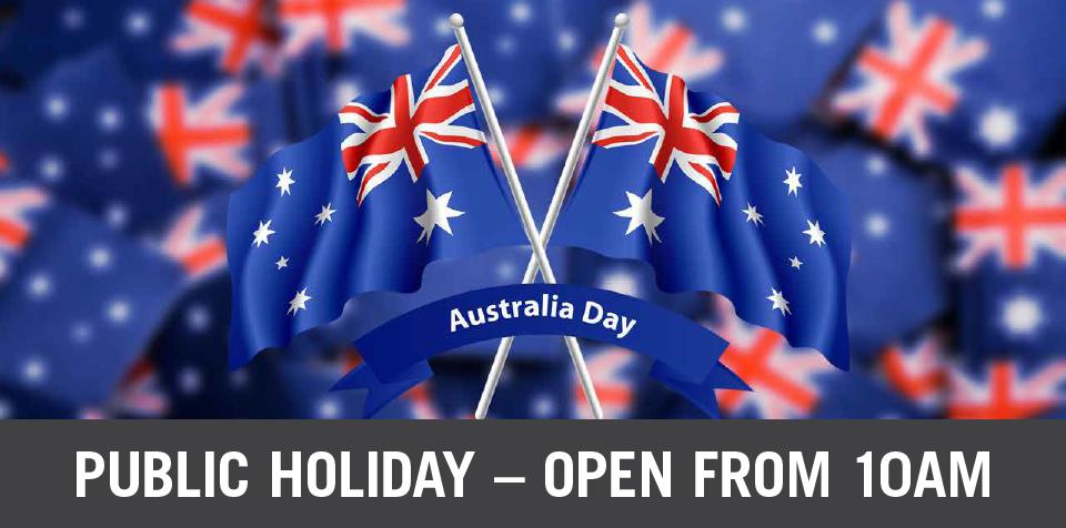 Australia Day 26 January 2018
