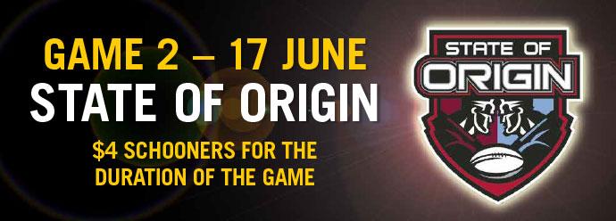 State of Origin – Round 2