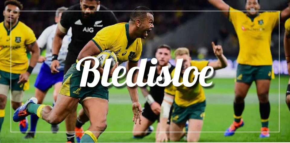Bledisloe Cup – Live on the Big Screen