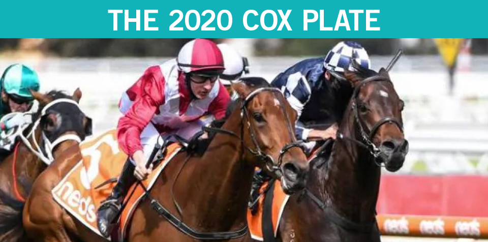 THE 2020 COX PLATE  – SAT 24 OCT
